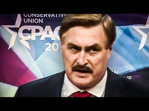 The My Pillow Guy Made A Complete Ass Of Himself At CPAC