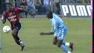 OGC Nice OM  2002-2003 Ligue 1 But Everson