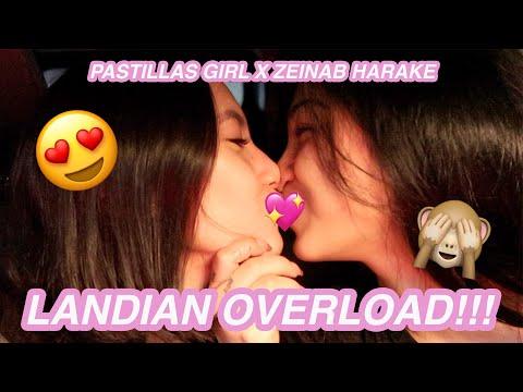 GIRLFRIEND CHALLENGE w/ ZEINAB HARAKE 🙈🏳️🌈 (LANDIAN OVERLOAD!!!)