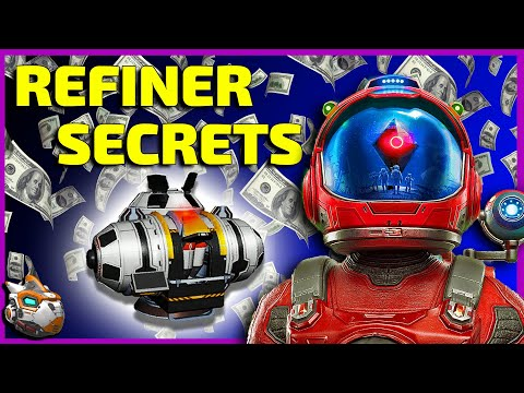 making-millions-fast-with-3-secret-refiner-recipes-|-no-man's-sky-exo-mech-2020-update