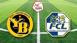 YB ist Schweizer Meister (Young Boys - FC Luzern 28. April) | Super League #32