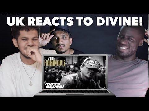 Download Lagu  Divine - Kohinoor Reaction | UK ARTISTS REACT TO INDIAN RAP!!! Mp3 Free