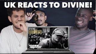 Divine - Kohinoor Reaction | UK ARTISTS REACT TO INDIAN RAP!!!