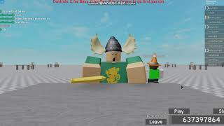 ROBLOX Pen Tapping: Synchronization of dien may xanh XD