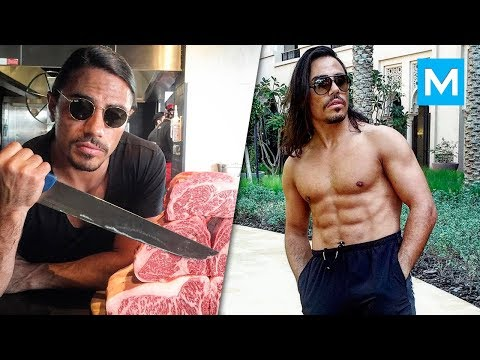 Nusret 'Salt Bae' - Fittest Chef in the World | Muscle Madness