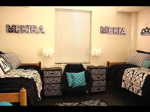 Dorm Room Tour ( George Mason University)