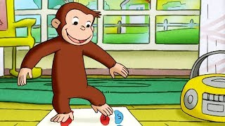 Curious George 🐵 School of Dance 🐵Full Episode🐵 HD 🐵 Cartoons For Children