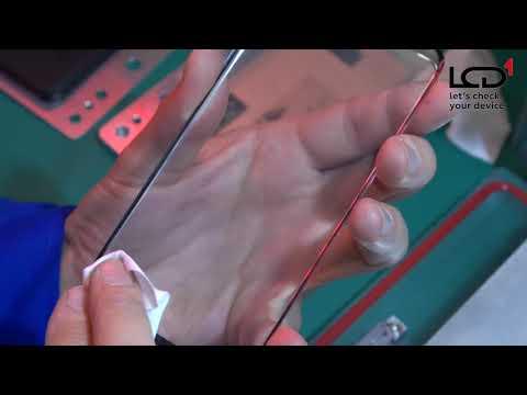 Замена переднего стекла на Samsung S8 в LCD1.ru