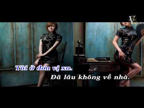 Thư Cho Vợ Hiền - Trường Vũ [KARAOKE Beat Gốc]
