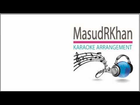 Aguner Parashmoni | Karaoke | Ravindra Sangeet
