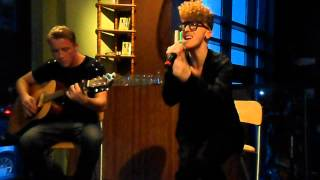 Daley performs Alone Together at #FreeloadFriday in Baltimore 08172012.AVI