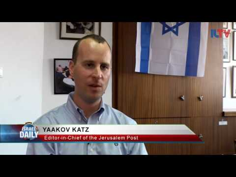 Yaakov Katz, Editor in Chief of The Jerusalem Post – July 6, 2016