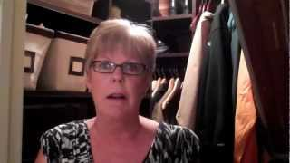 Peggy loves her Custom Closet - find out why! | Custom Closets Texas Thumbnail