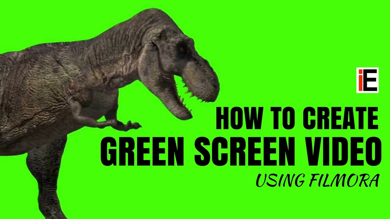 Download How to create a green screen video - fllmora