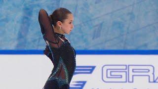 Произвольная программа Женщины Москва Кубок России по фигурному катанию 2020 21