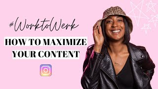 How To MAXIMIZE Your Content Strategy (FOR CREATORS) | Britney Nicole