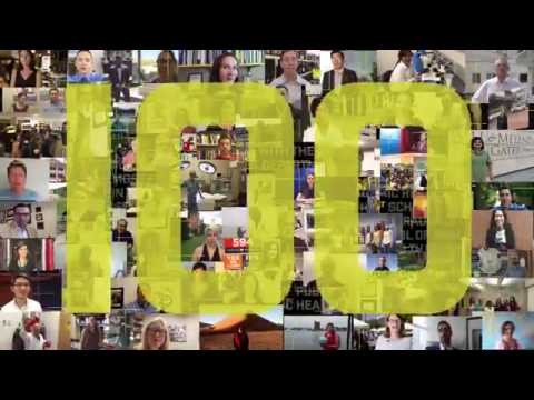 100 Projects in the 100th Year - Johns Hopkins Bloomberg School of Public Health