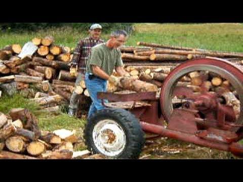 10 Fast Extreme Homemade Firewood Processor Machine, Amazing Wood Cutting Machines Modern Technology