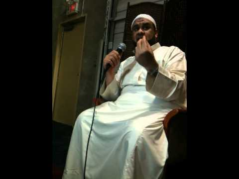 MAC Center | Sheick Mustafa Hussein: Bilal ben Rabah (RAA) - August 8th, 2011