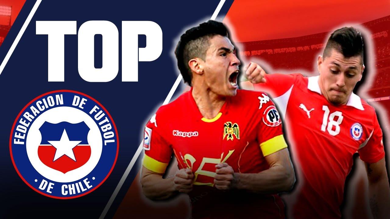 Fifa 17 top 10 jovenes promesas de chile modo carrera for Esteban paredes fifa 18