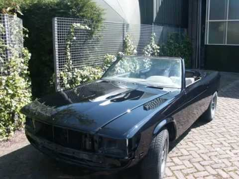 mercedes w107 450sl restoration youtube. Black Bedroom Furniture Sets. Home Design Ideas
