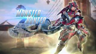 Marvel vs. Capcom: Infinite - Monster Hunter Gameplay Trailer