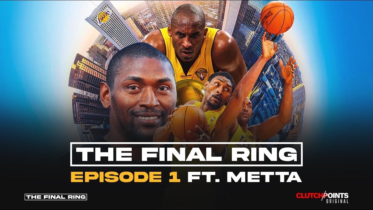 Download The Final Ring Episode 1 ft. Metta World Peace