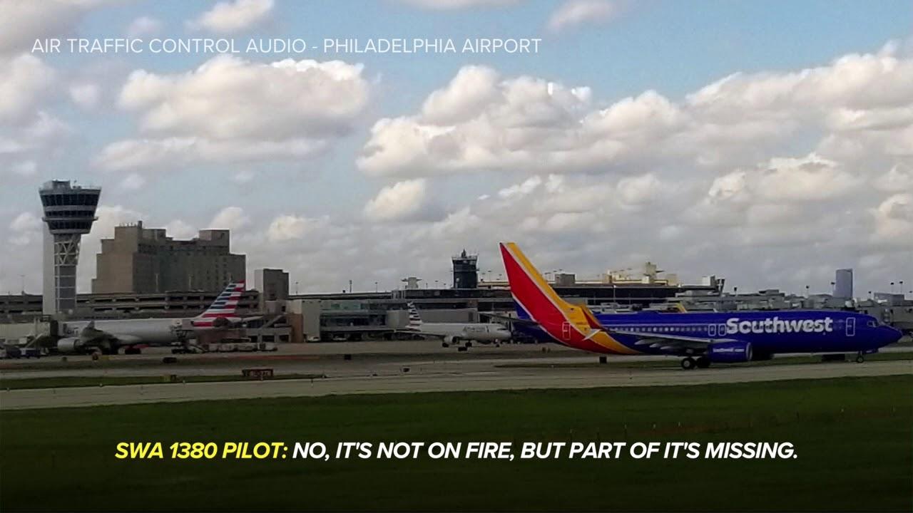 LaGuardia Airport emergency landing audio hears pilot call for help ...