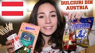 ANDRA INCEARCA DULCIURI DIN AUSTRIA!!!