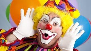 Веселый Клоун на день рождения в Екатеринбурге