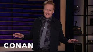 Conan Filled Out His Bracket Of 2020 Presidential Hopefuls - CONAN on TBS