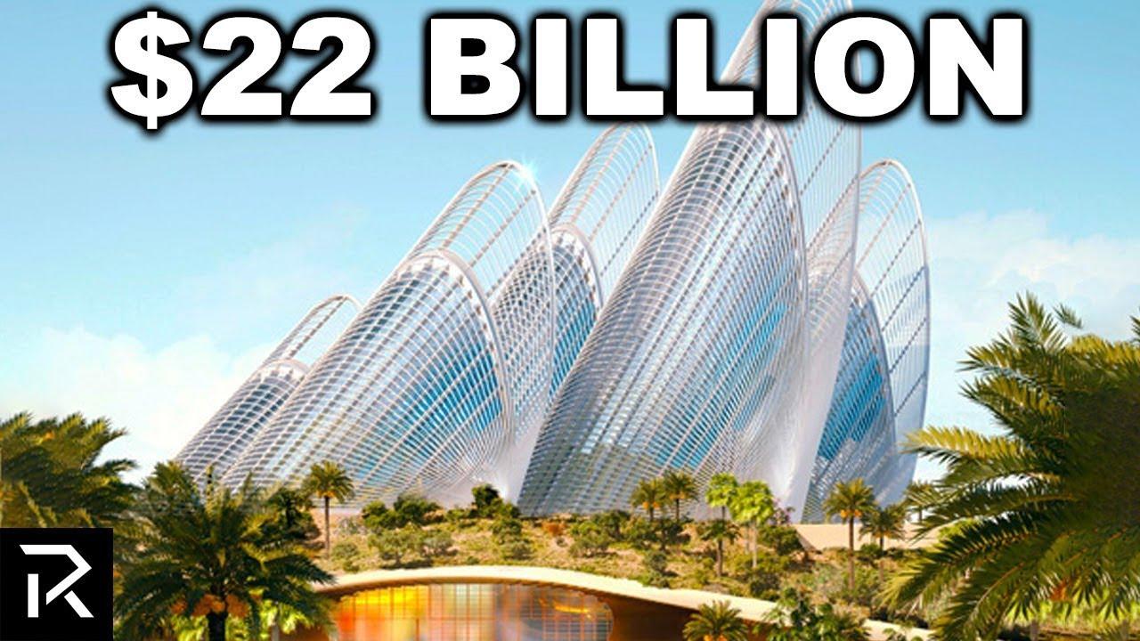 Abu Dhabi's $22 Billion City Of The Future
