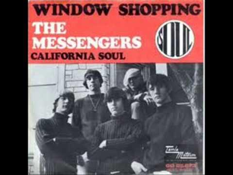 The Messengers-California Soul.(Soul - 35037)