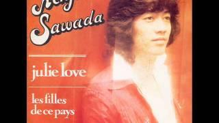 "La ""Julie love"" de Kenji Sawada sorti en 1976..."