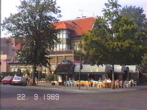 Bergen Centrum - september 1989    Thijs Kroon