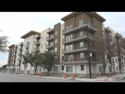 San Marcos Apartment Complex Not Finished Months After Expected Finish Date, Students Say | KVUE