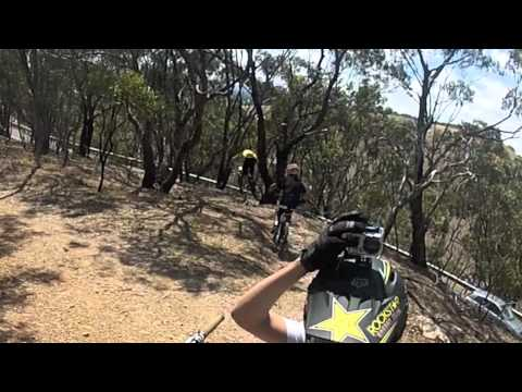 Belair Glitch Mob Downhilling HD