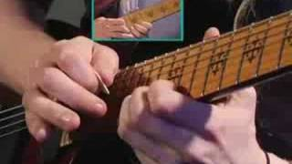 Jeff Loomis Young Guitar [Final Product Tapping]