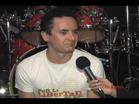 Fonseca interview with T.O. Latino TV show in Toronto