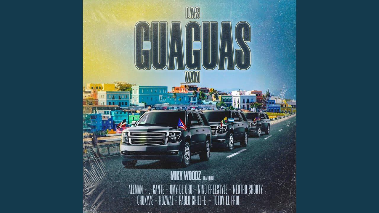 Las Guaguas Van