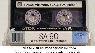 80s Alternative / New Wave Songs Mixtape