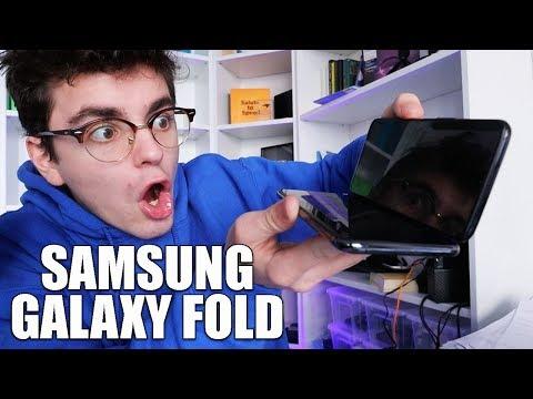 ANNUNCIATO LO SMARTPHONE PIEGHEVOLE: Samsung Galaxy Fold