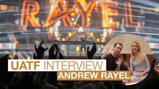 UATF Interview With Andrew Rayel A State Of Trance 900 Kyiv 22 06 2019 UKR SUB