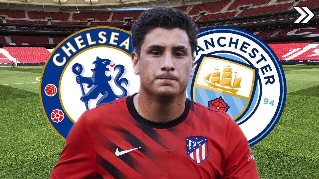 Guardiola quiere a Giménez / Leeds United y Benfica quieren a Cavani.