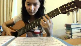 周杰倫 Jay Chou - 楓 Feng Fingerstyle Guitar