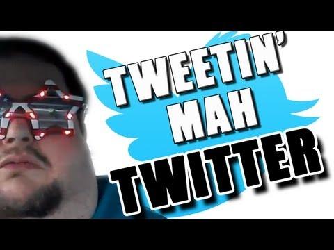 Tweeting Mah Twitter (REMIX) #tweetingmytwitter - WTFBrahh