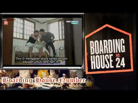 Boarding House Number 24 Episode 1 Subtitle Indonesia - Korean Drama !!