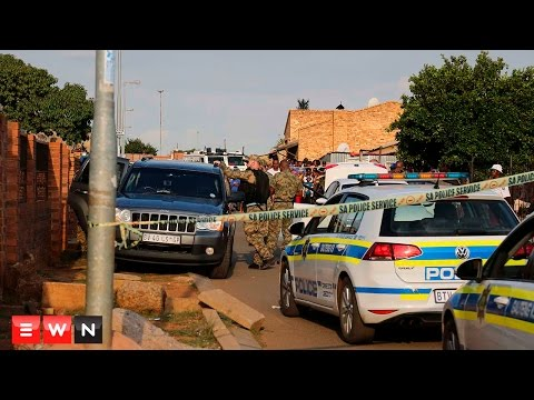 Hostage drama unfolds in Soweto