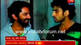 Barun Sobti & IPKKND cast on SBB-18 april 2013