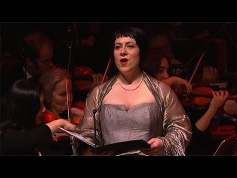 Hilarious!Soprano has her song 'translated'